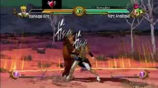 JoJo's: All-Star Battle [NA] Ranked Matches #7 - HD