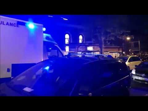 Около 30 человек пострадали в Лондоне при взрыве на еврейском празднике