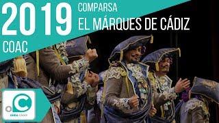 Comparsa, El marqués de Cádiz - Preliminar