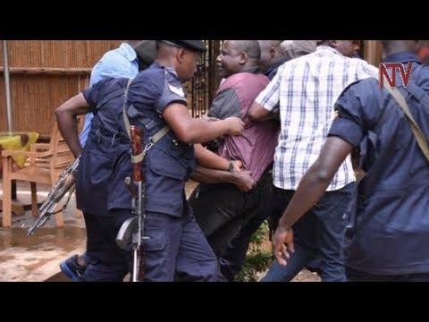 BBAJJO AKWATIDDWA: Poliisi egamba siyemulina, SFC nayo ebyegaanye