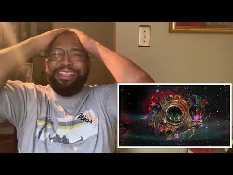 Flying Lotus-More ( Ft Anderson.Paak) Audio Reaction