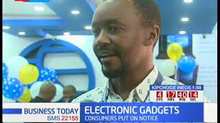 DCI issues directive on electronic gadgets