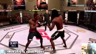 UFC - UFC Career Mode Ep.4 - NOT LOOKING GOOD - UFC Knockouts 2014
