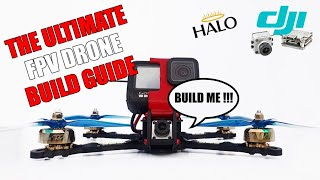 How To Build The Ultimate FPV Freestyle Drone - Components, Build and Betaflight 4.3 Setup Guide