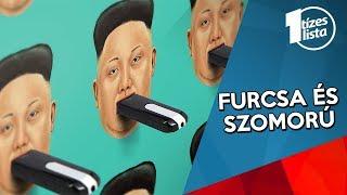 10 Hihetetlen érdekesség Észak Koreáról, Országok #3