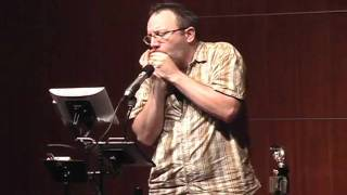 "Blues Bass Clarinet & Electronics (Michael Lowenstern's ""My Mouth"" - Live)"