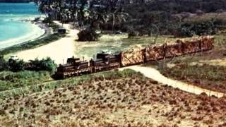 preview picture of video 'Trenes de Humacao Puerto Rico Del Pasado'