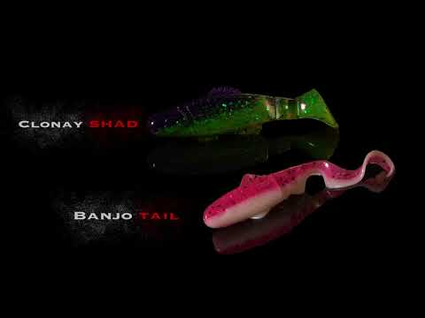 Shad Relax Bass Laminat L248