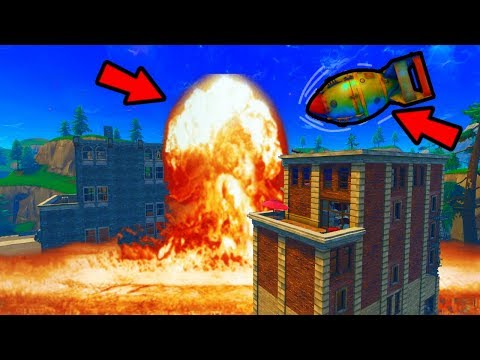Will Supervillains Take out Tilted Towers with Missile?