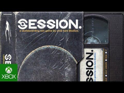 Trailer d'annonce de Session