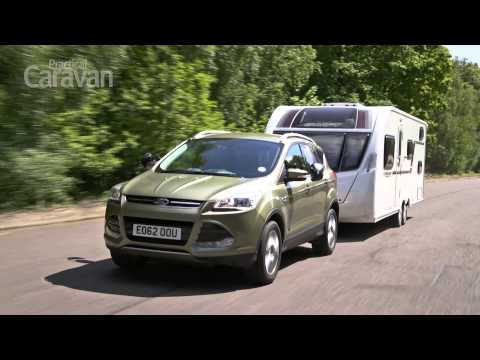 Ford Kuga review 2013