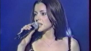 "Tina Arena - Tapis Rouge - ""Memory"" and ""I Want to Know What Love Is"""