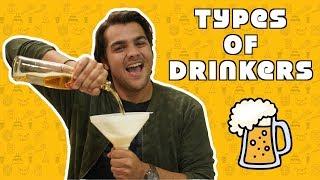 Types Of Drinkers | Ashish Chanchlani