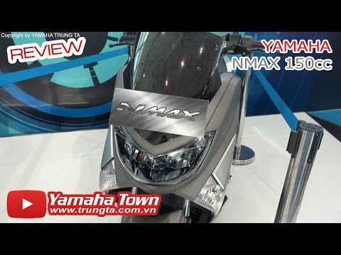 Yamaha NMAX (NM-X) 150cc - Overview and Sounds ✔