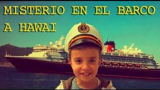 Misterio en el barco a hawaii #1