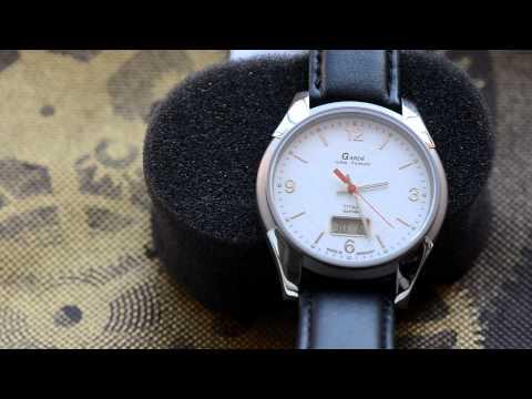 Ruhla Gardé Germany FU Classic Zeitzone anpassen / Time Zone Setup
