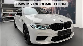 BMW M5 F90 Competition 2019