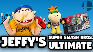 SML Parody: Jeffy's Super Smash Bros. Ultimate!