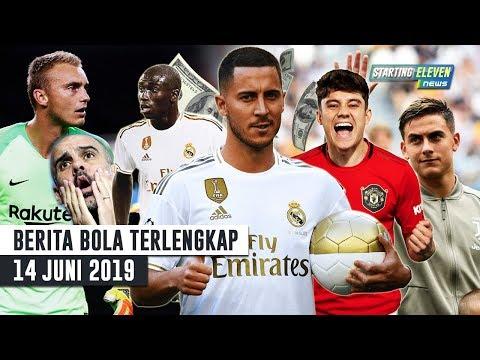 RESMI Hazard & Mendy Gabung Madrid 🔥 Dybala Dipaksa Keluar Juve 🤔 Cilessen Tak Bisa Pergi dr Barca