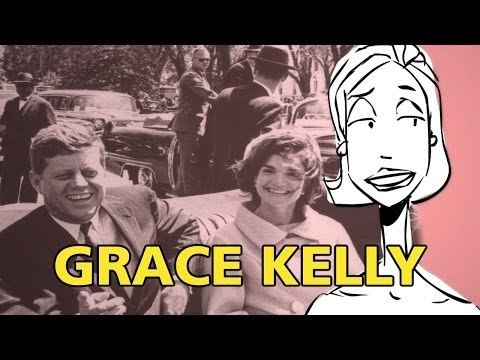 Grace Kelly o JFK - Blank on Blank