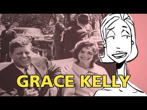Grace Kelly o JFK - Blank on Blank