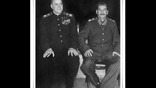 интересный диалог между Сталинa и Жуковa Citadel TV
