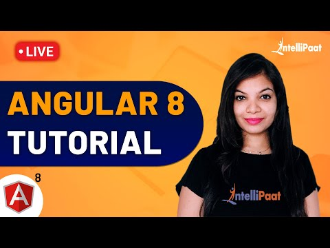 What is Angular 8