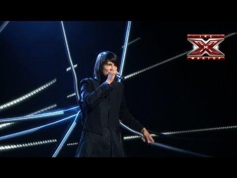 Алексей Смирнов - I Breathe - Vacuum - Девятый прямой эфир - Х-Фактор 3 - 22.12.2012