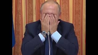 Ткачев рассмешил Путина