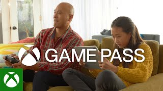 Xbox Discover your next favorite game together this holiday with Xbox Game Pass anuncio