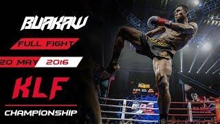 Kickboxing: Buakaw Banchamek vs. Kong FULL FIGHT-2016