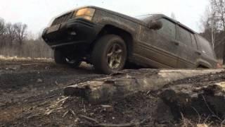 Jeep Grand cherokee zj 5.9 обзор. тизер