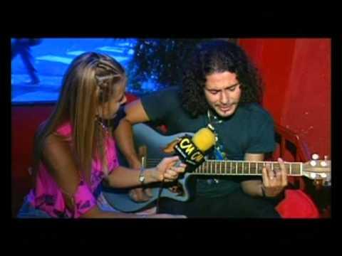 Raly Barrionuevo video Como danza la esperanza - CM Folklore 2002