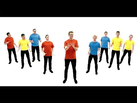 Happy | BYU Vocal Point (Pharrell Williams - A Cappella Cover)