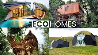 10 Eco-Friendly and Sustainable Houses