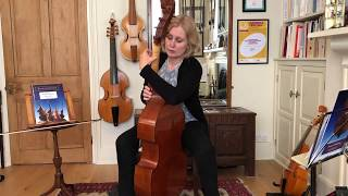 Bass Elementary Lesson 1: Posture and Pizzicato with Jacqui