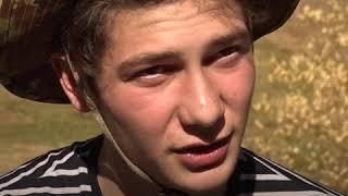 16 წლის გეგა შეთეკაური მთის მძიმე პირობებზე
