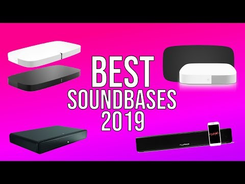 Best Soundbases 2019 - Top 3 Best Sound Base 2019 | Home Theater & Music