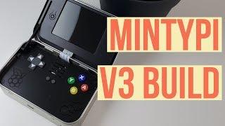 The MintyPi V3 Build | Altoids Tin Retro Emulation!
