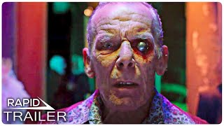THE SHOW Official Trailer (2021) Alan Moore, Fantasy Movie HD