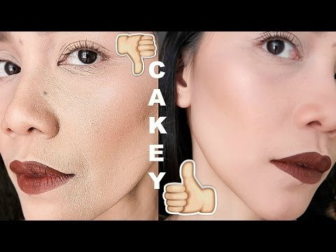 HOW TO AVOID CAKEFACE   CoffeeandSparkle