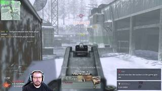 Modern Warfare 2 (IW4X) Free for all | Skidrow | P90 - hmong video