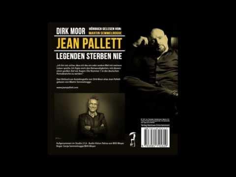 Martin Semmelrogge liest das Buch: JEAN PALLETT - Legenden sterben nie