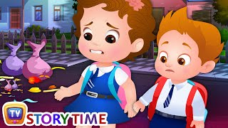 Clean and Green Neighbourhood - Good Habits Bedtime Stories & Moral Stories for Kids - ChuChu TV