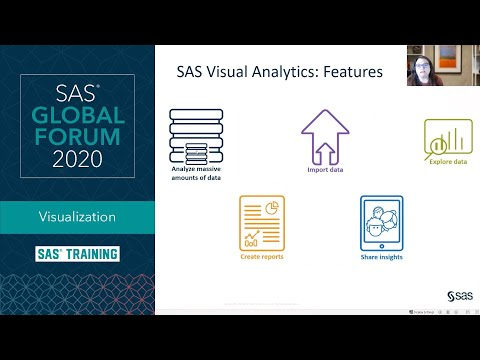SAS Tutorial | Visual Analytics for SAS Viya - YouTube