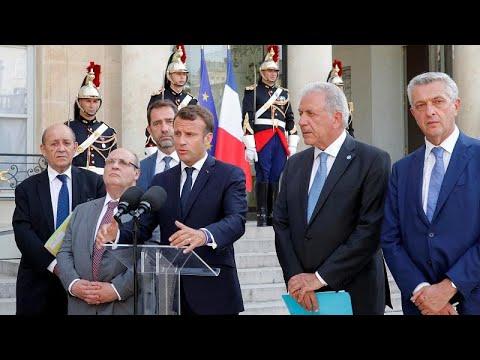 Συμφωνία κρατών-μελών της ΕΕ για τη μετεγκατάσταση μεταναστών…