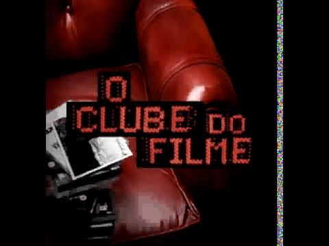 Banner sobre o livro O clube do filme, de David Gilmour, para o site da Intrínseca