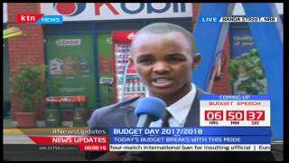 Morning Express - 30th March 2017 - [Part 1]- What Kenyans say about 2017/18 Budget