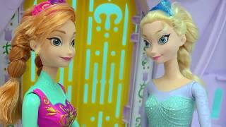 Frozen Queen Elsa with Rose Soap & Glow In The Dark Sand Art Dollar Tree Craft