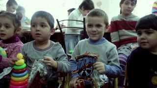 БПАН Махачкала. Поездка в детский дом 21.12.13г